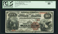 National Bank Notes:Pennsylvania, Newville, PA - $10 1882 Brown Back Fr. 479 The First NB Ch. # 60....