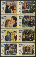 """Movie Posters:Comedy, Life with Henry (Paramount, 1940). Lobby Card Set of 8 (11"""" X 14""""). Comedy.... (Total: 8 Items)"""