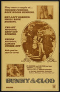 """Movie Posters:Adult, Bunny and Clod (Grads Corp, 1969). One Sheet (27"""" X 41""""). Adult. ..."""