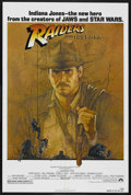 "Movie Posters:Adventure, Raiders of the Lost Ark (Paramount, 1981). One Sheet (27"" X 41"").Adventure. ..."