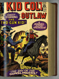 Silver Age (1956-1969):Western, Kid Colt Outlaw #120-139 Partial Issues Bound Volume (Marvel, 1964-67)....