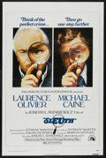 "Movie Posters:Mystery, Sleuth (20th Century Fox, 1972). One Sheet (27"" X 41""). Mystery. ..."