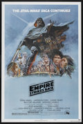 "Movie Posters:Science Fiction, The Empire Strikes Back (20th Century Fox, 1980). One Sheet (27"" X41"") Style B. Science Fiction. ..."