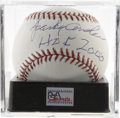 "Autographs:Baseballs, Sparky Anderson ""HOF 2000"" Single Signed Baseball, PSA Mint+ 9.5.The Hall of Fame pilot of Championship Cincinnati Reds and..."
