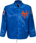Baseball Collectibles:Others, 1980's Keith Hernandez Game Worn New York Mets Jacket. ...