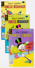 Bronze Age (1970-1979):Cartoon Character, Uncle Scrooge File Copy Group of 16 (Gold Key/Whitman, 1977-82)Condition: Average FN/VF.... (Total: 16 Comic Books)