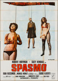 """Movie Posters:Foreign, Spasmo (P.A.C., 1974). Italian 4 - Fogli (55.25"""" X 77.5""""). Foreign.. ..."""