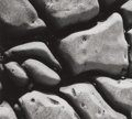 Photographs:Gelatin Silver, Brett Weston (American, 1911-1993). Eroded Rocks. Gelatin silver. 10-1/2 x 11-5/8 inches (26.7 x 29.5 cm). Signed in pen...