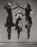 Photographs, Barbara Morgan (American, 1900-1992). Celebration (Trio), 1937. Gelatin silver, circa 1980. 17-3/8 x 13-7/8 inches (44.1...