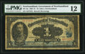 Canadian Currency: , St. John's, NF- Government of Newfoundland $1 Jan. 2, 1920 Ch. # NF-12a.. ...
