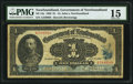 Canadian Currency: , St. John's, NF- Government of Newfoundland $1 Jan. 2, 1920 Ch. #NF-12a.. ...