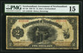 Canadian Currency: , St. John's, NF- Government of Newfoundland $2 Jan. 2, 1920 Ch. # NF-13b.. ...