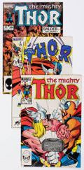 Modern Age (1980-Present):Superhero, Thor Group of 80 (Marvel, 1975-85) Condition: Average VF....(Total: 80 Comic Books)