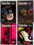 Pulps:Detective, Detective Fiction Group of 6 (Popular, 1951) Condition: AverageVG.... (Total: 6 Comic Books)