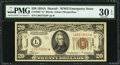 Small Size:World War II Emergency Notes, Fr. 2305* $20 1934A Hawaii Federal Reserve Note. PMG Very Fine 30 EPQ.. ...