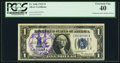 Fr. 1606 $1 1934 Silver Certificate. PCGS Extremely Fine 40
