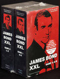Movie Posters:James Bond, James Bond XXL by Danny Morgenstern and Manfred Hobsch (Schwarzkopf& Schwarzkopf, 2006). Unopened German Books (2) (Multipl...(Total: 2 Items)