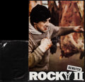"""Movie Posters:Sports, Rocky II & Other Lot (United Artists, 1979). Poster (31.25"""" X 32.75"""") & One Sheet (27"""" X 41"""") . Sports.. ... (Total: 2 Items)"""