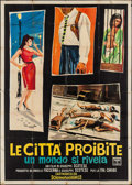 """Movie Posters:Foreign, The Forbidden City & Other Lot (Columbia, 1964). Folded, Overall: Fine/Very Fine. Italian 4 - Fogli (55"""" X 77.5"""") & Italian ... (Total: 2 Items)"""