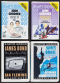 "Movie Posters:James Bond, High Time to Kill by Raymond Benson & Other Lot (Blackstone Audiobooks, 2002) Overall: Very Fine+. Autographed Audiobook (7""... (Total: 13 Items)"