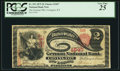 National Bank Notes:Kentucky, Covington, KY - $2 1875 Fr. 391 The German NB Ch. # 1847. ...