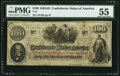 Confederate Notes:1862 Issues, T41 $100 1862 PF-63 Cr. 331A. ...