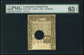 Colonial Notes:Connecticut, Connecticut March 1, 1780 10s PMG Gem Uncirculated 65 EPQ.. ...