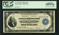 Fr. 760 $2 1918 Federal Reserve Bank Note PCGS Very Fine 30PPQ