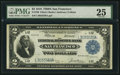 Large Size:Federal Reserve Bank Notes, Fr. 780 $2 1918 Federal Reserve Bank Note PMG Very Fine 25.. ...