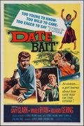 "Movie Posters:Bad Girl, Date Bait (Filmgroup, 1960). One Sheet (27"" X 41""). Bad Girl.. ..."