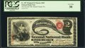 National Bank Notes:Pennsylvania, Mauch Chunk, PA - $2 Original Fr. 387 The Second NB Ch. # 469. ...