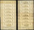 Obsoletes By State:Louisiana, Shreveport, LA- State of Louisiana $1 (26) Mar. 1, 1864 Cr. 16. ... (Total: 26 notes)