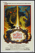 """Movie Posters:Animated, The Secret of NIMH (MGM/UA, 1982). One Sheet (27"""" X 41""""). Animated. ..."""