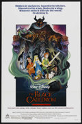 "Movie Posters:Animated, The Black Cauldron (Buena Vista, 1985). One Sheet (27"" X 41"") Advance. Animated. ..."