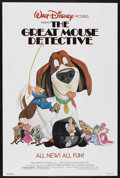 """Movie Posters:Animated, The Great Mouse Detective (Buena Vista, 1986). One Sheet (27"""" X 41""""). Animated. ..."""