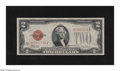 Small Size:Legal Tender Notes, Fr. 1507 $2 1928F Legal Tender Note. Gem Crisp Uncirculated.. Ample margins engulf this Deuce with natural paper wave....