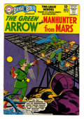 Silver Age (1956-1969):Superhero, The Brave and the Bold #50 Green Arrow and Martian Manhunter (DC, 1963) Condition: VF-....