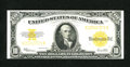 Large Size:Gold Certificates, Fr. 1173 $10 1922 Gold Certificate Very Fine. Nice creamy white paper dominates this popular Sawbuck which features a portra...