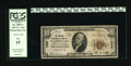 Washington, DC - $10 1929 Ty. 1 The National Metropolitan Bank Ch. # 1069 This D.C. note shows even wear and solid pape...