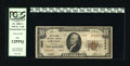 National Bank Notes:Kentucky, Lebanon, KY - $10 1929 Ty. 2 The Citizens NB Ch. # 3988. This moderately circulated and well margined note is graded by...