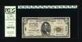 National Bank Notes:Kentucky, Lexington, KY - $5 1929 Ty. 2 The Lexington City NB Ch. # 906. Thisnote, though it circulated for some time shows very ...