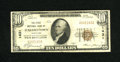 National Bank Notes:Maryland, Hagerstown, MD - $10 1929 Ty. 1 The First NB Ch. # 1431. Here is anicely circulated example. Very Good-Fine....