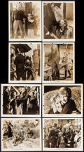 "Movie Posters:Drama, Oliver Twist Production Stills Book (Eagle Lion, 1951). PhotoKeybook (100+ Photos) (8.25"" X 10.5""). Drama.. ..."