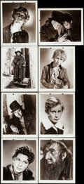"Movie Posters:Drama, Oliver Twist (Eagle Lion, 1951). Portrait and Behind the ScenesKeybook (100+ Photos) (8"" X 11""). Drama.. ..."