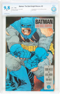 Modern Age (1980-Present):Superhero, Batman: The Dark Knight Returns #2 (DC, 1986) CBCS NM/MT 9.8 Whitepages....