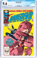 Modern Age (1980-Present):Superhero, Daredevil #181 (Marvel, 1982) CGC NM+ 9.6 Off-white to whitepages....