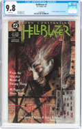 Modern Age (1980-Present):Horror, Hellblazer #1 (DC, 1988) CGC NM/MT 9.8 White pages....