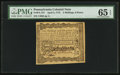 Colonial Notes:Pennsylvania, Pennsylvania April 3, 1772 2s/6d PMG Gem Uncirculated 65 EPQ.. ...