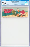 Golden Age (1938-1955):Cartoon Character, Wheaties Premiums #C8 (Walt Disney Productions, 1951) CGC NM+ 9.6White pages....