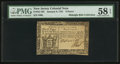 Colonial Notes:New Jersey, New Jersey January 9, 1781 9d PMG Choice About Unc 58 EPQ.. ...
